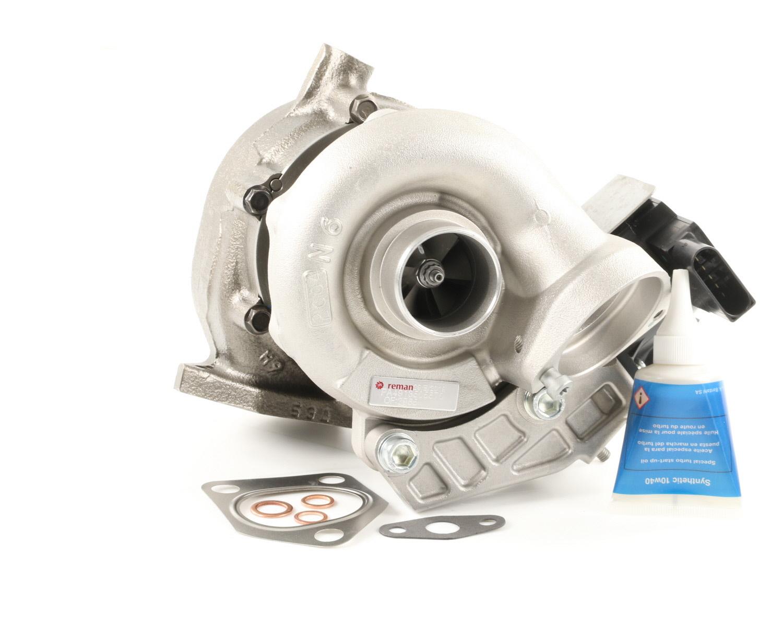Turbocompresseur, Suralimentation TechnicTurboCharger TTC4913505670