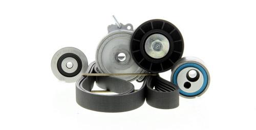 Kit De Courroie D'accessoire SNR KA866.08