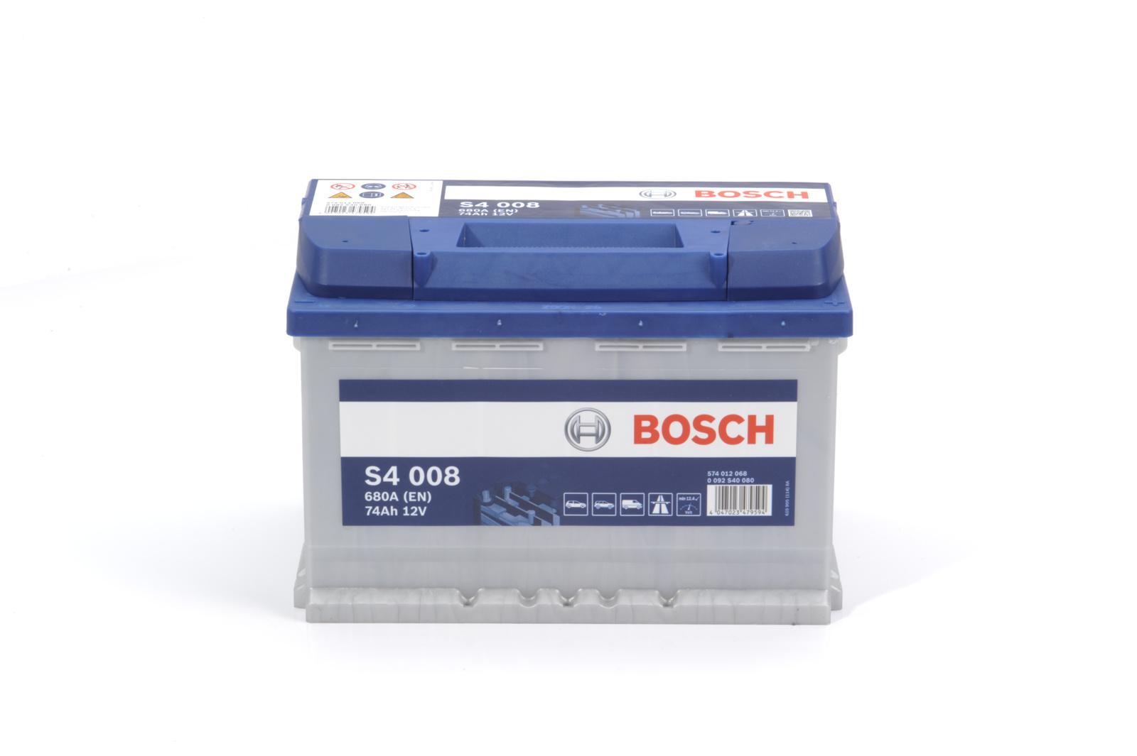 Batterie BOSCH 0 092 S40 080
