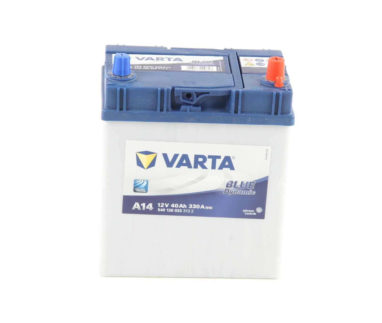 Batterie VARTA 5401260333132
