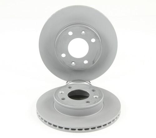 Jeu de2 disques de frein ATE 24.0118-0145.1