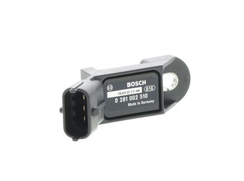 Capteur, pression de suralimentation BOSCH 0 281 002 510