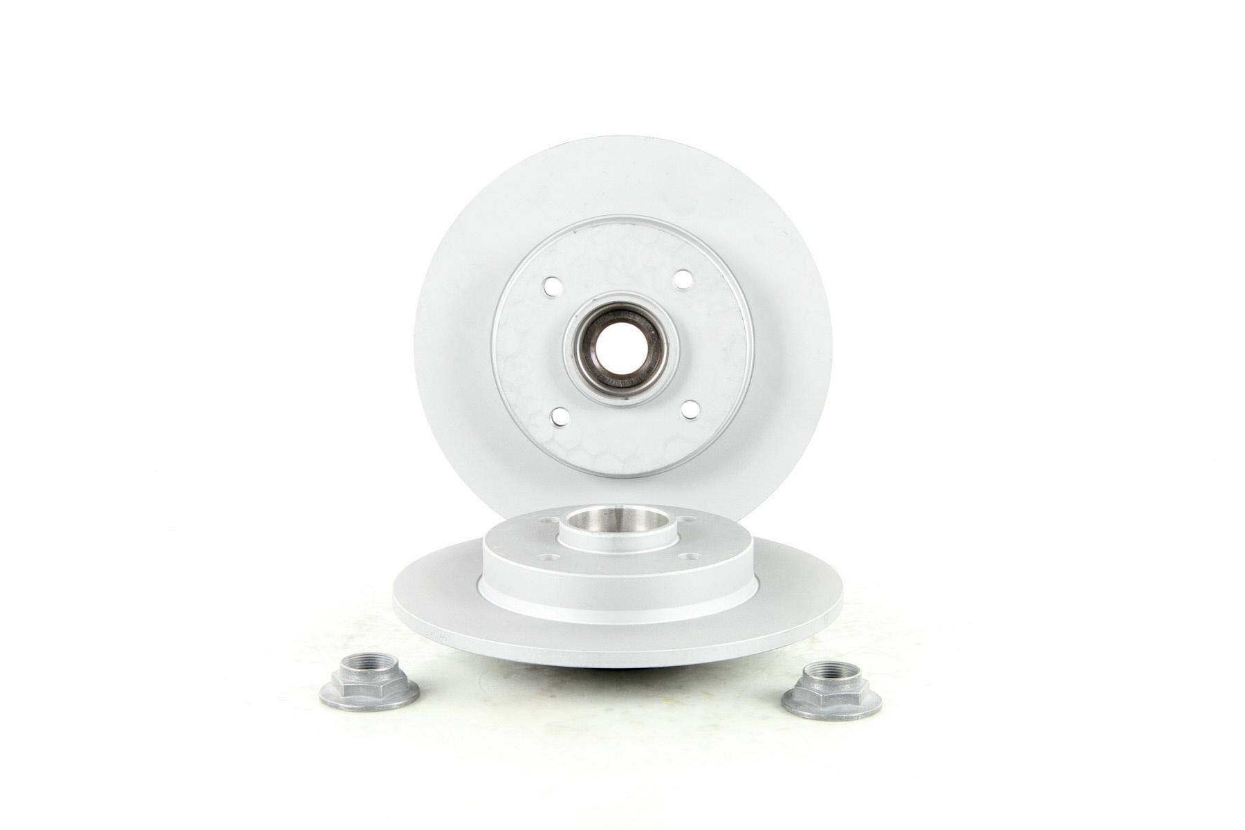 Jeu de 2 disques de frein SNR KF159.61U