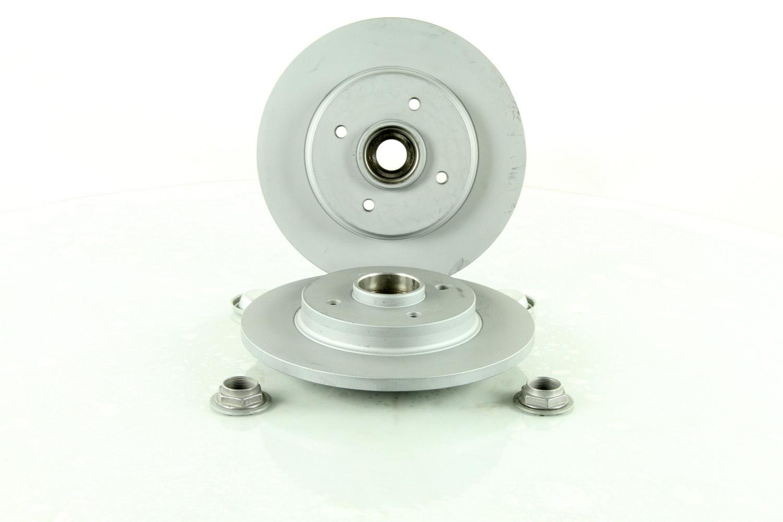 Jeu de 2 disques de frein SNR KF159.62U