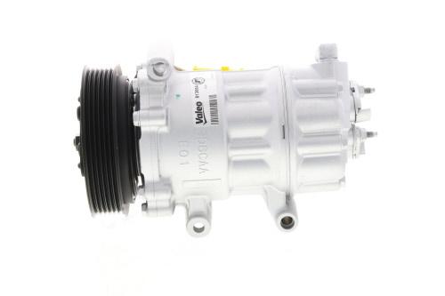 Compresseur, Climatisation VALEO 813664