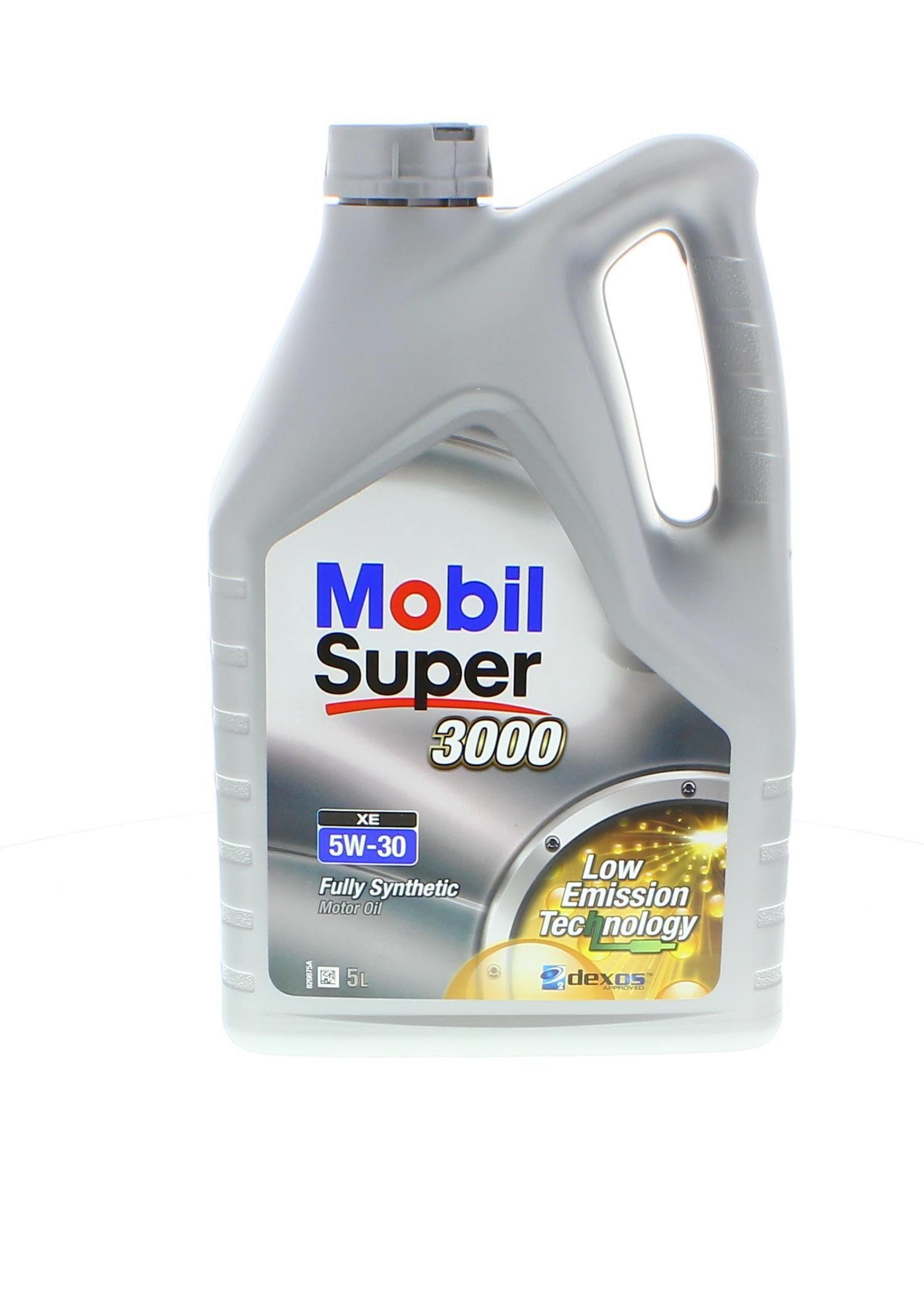 Huile moteur MOBIL 151451