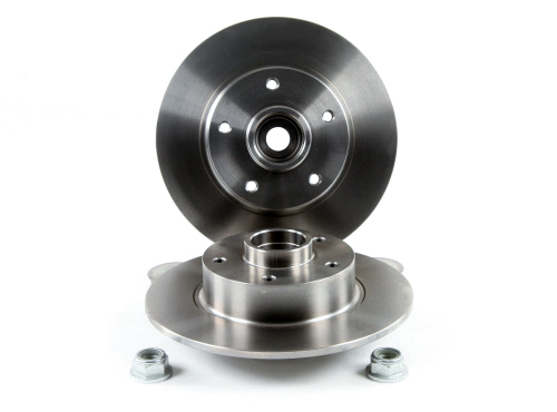Jeu de 2 disques de frein SNR KF155.103U