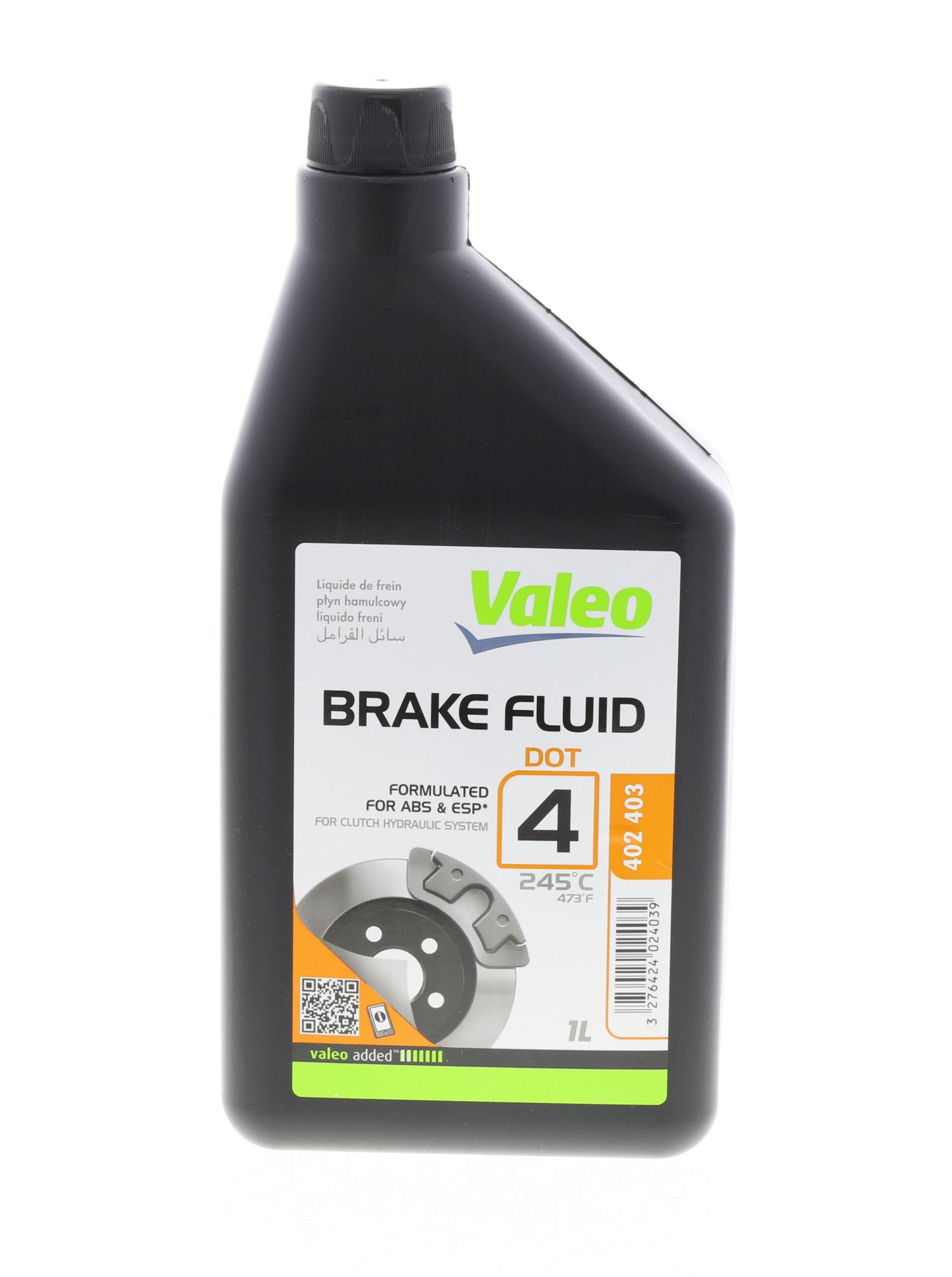 Liquide de frein VALEO 402403