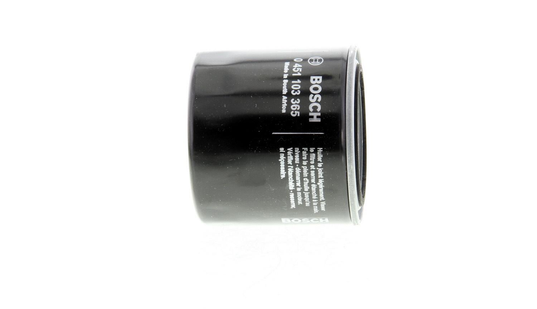 Filtre à huile BOSCH 0 451 103 365
