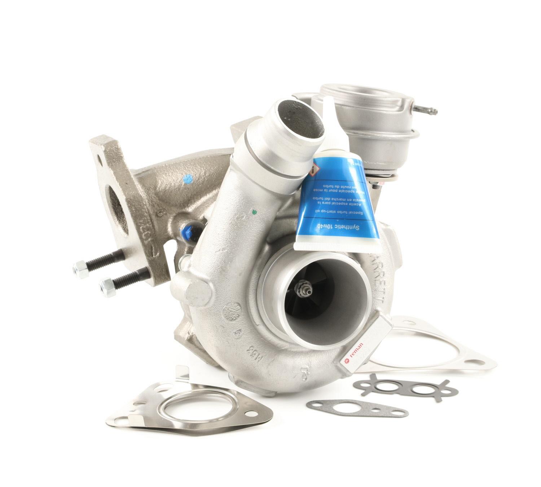 Turbocompresseur, Suralimentation TechnicTurboCharger TTC7650152