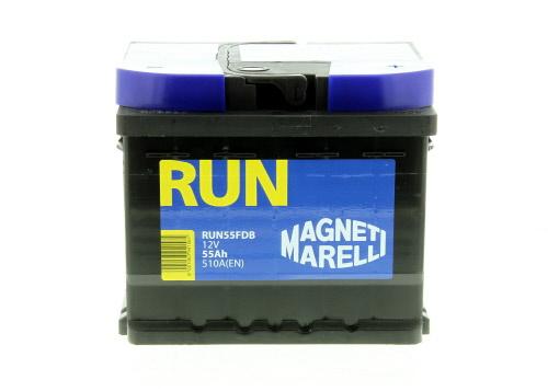 Batterie MAGNETI MARELLI RUN55FDB