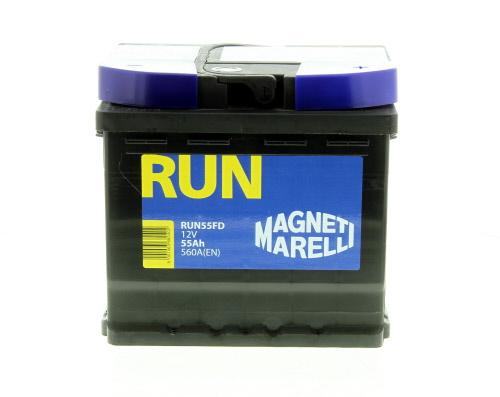 Batterie MAGNETI MARELLI RUN55FD