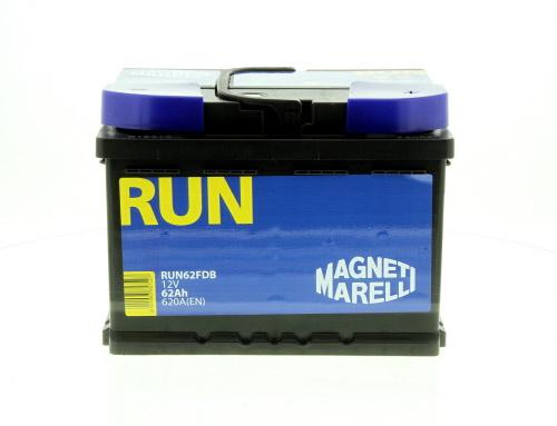 Batterie MAGNETI MARELLI RUN62FDB