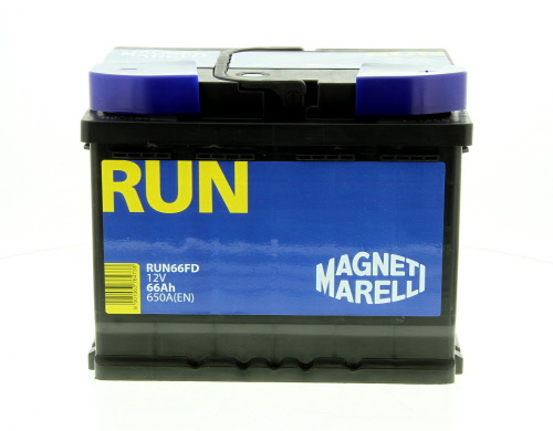 Batterie MAGNETI MARELLI RUN66FD