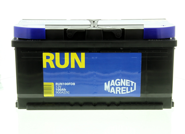 Batterie MAGNETI MARELLI RUN100FDB