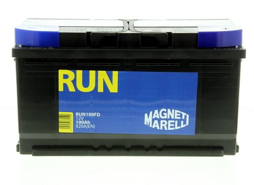 Batterie MAGNETI MARELLI RUN100FD