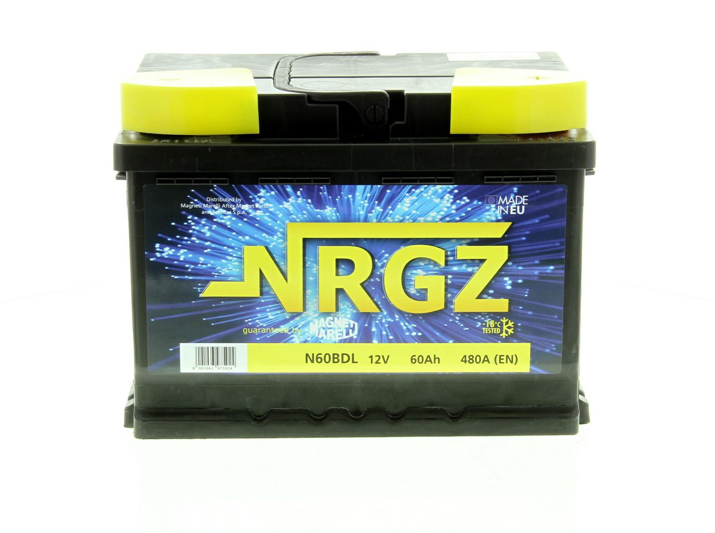 Batterie MAGNETI MARELLI N60BDL