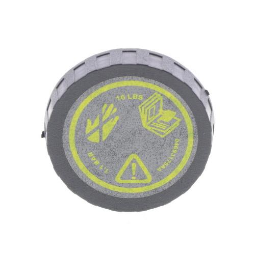Bouchon, réservoir de liquide de refroidissement METZGER 2140152