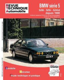 REVUE 525D E39 TÉLÉCHARGER TECHNIQUE BMW
