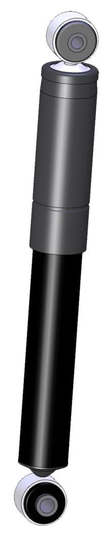 KYB Amortiguador Trasero Ajuste Navara 348027
