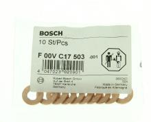 Bague d'étanchéité, porte-injecteur BOSCH F 00V C17 503