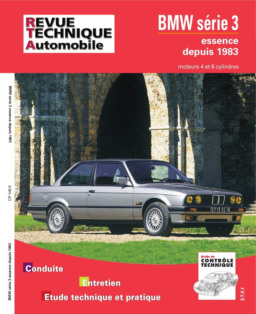 Revue technique auto ETAI 11573