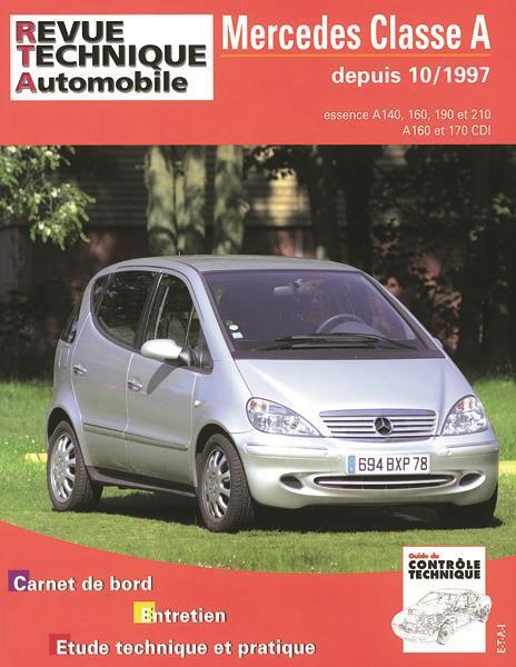 Revue technique auto ETAI 20200