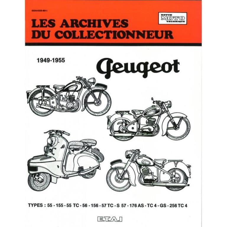 Archives du collectionneur ETAI 5208