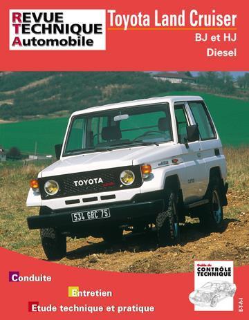 Revue technique auto ETAI 11381