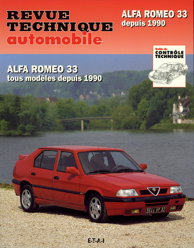 Revue technique auto ETAI 11660