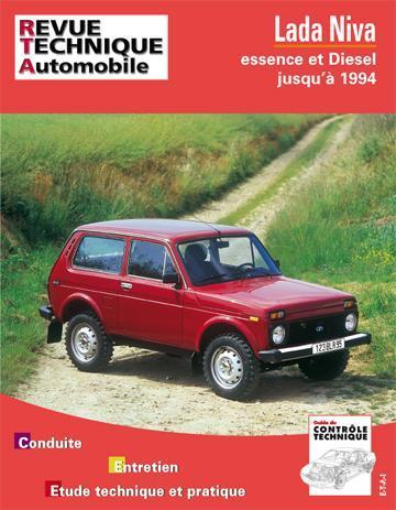 Revue technique auto ETAI 11844