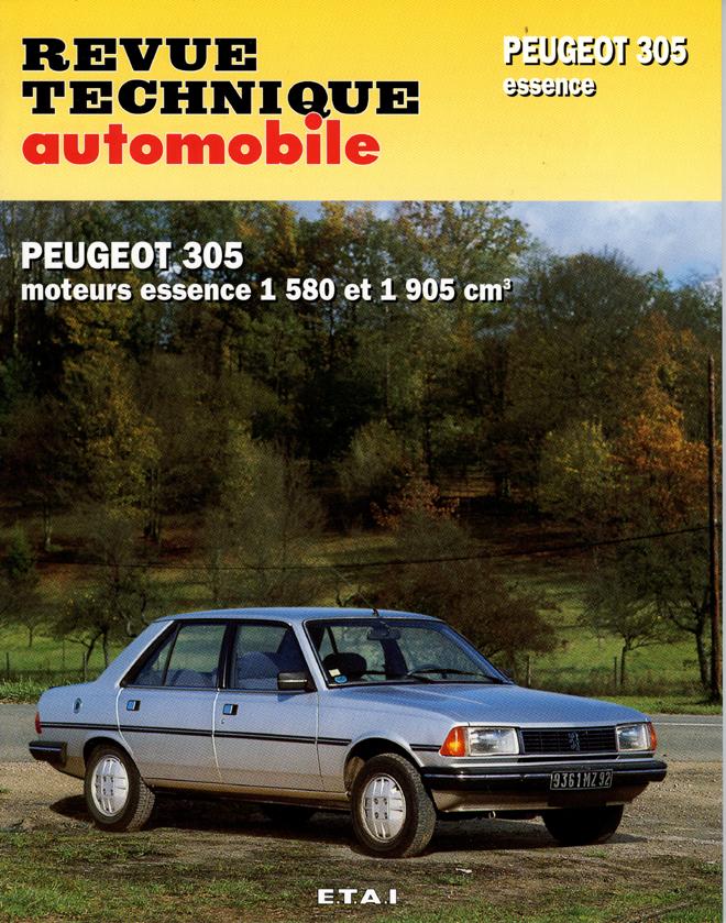 Revue technique auto ETAI 11746