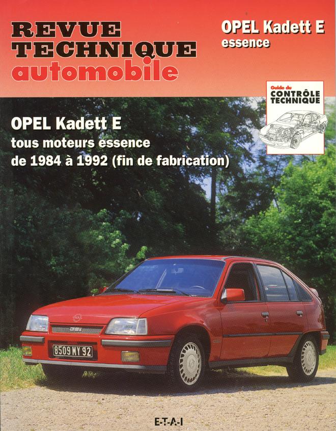 Revue technique auto ETAI 11849