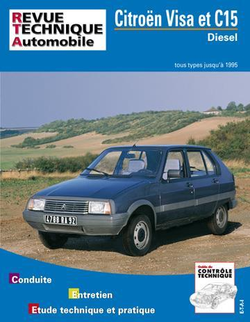 Revue technique auto ETAI 12971