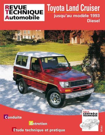 Revue technique auto ETAI 11751