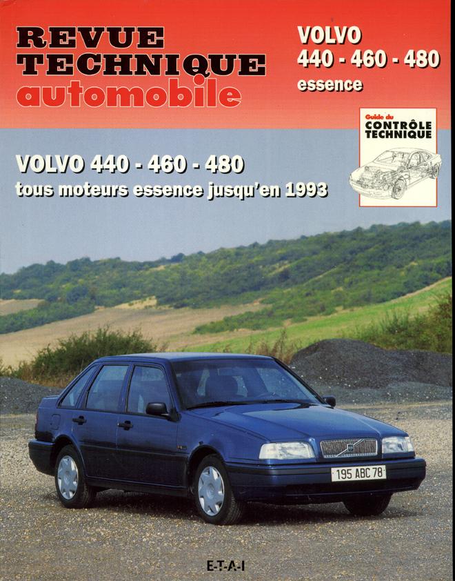 Revue technique auto ETAI 8909