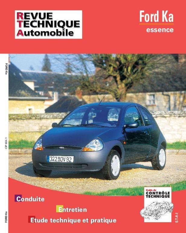 Revue technique auto ETAI 15070