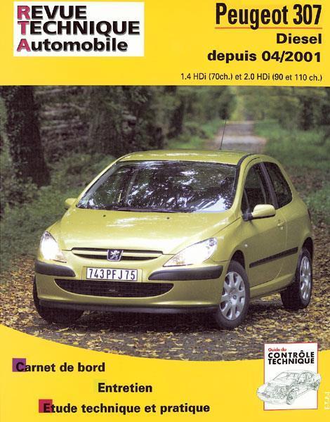 Revue technique auto ETAI 19858
