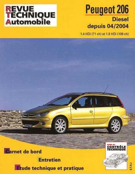 Revue technique auto ETAI 20851