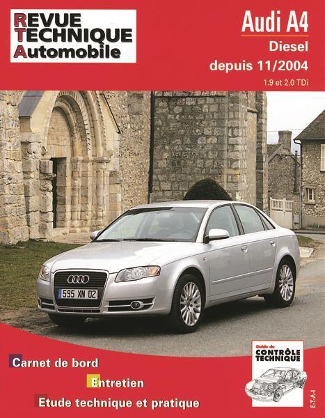 Revue technique auto ETAI 20852