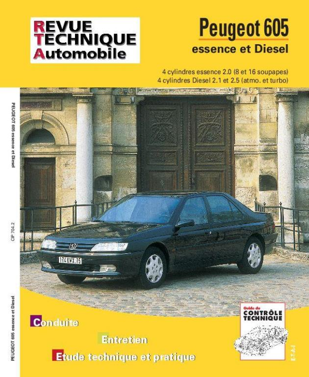 Revue technique auto ETAI 11176
