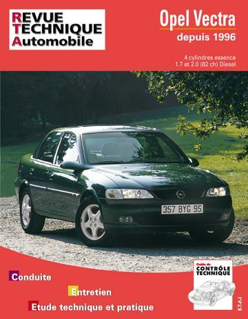 Revue technique auto ETAI 13868