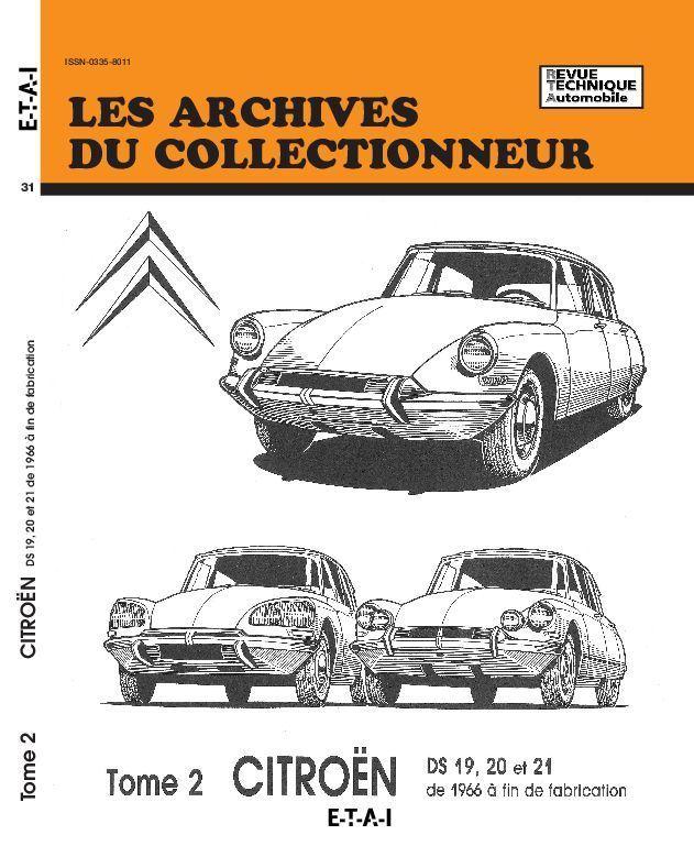 Archives du collectionneur ETAI 8907