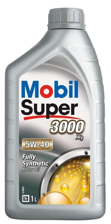 Huile moteur MOBIL 151165