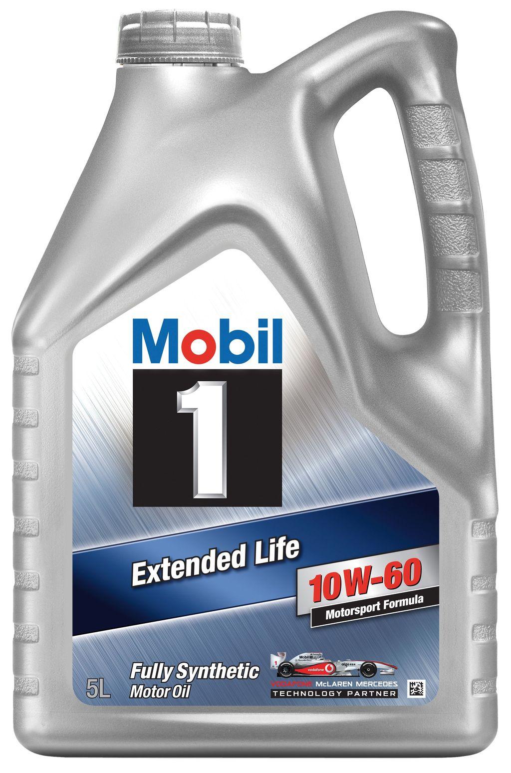 Huile moteur MOBIL 152109