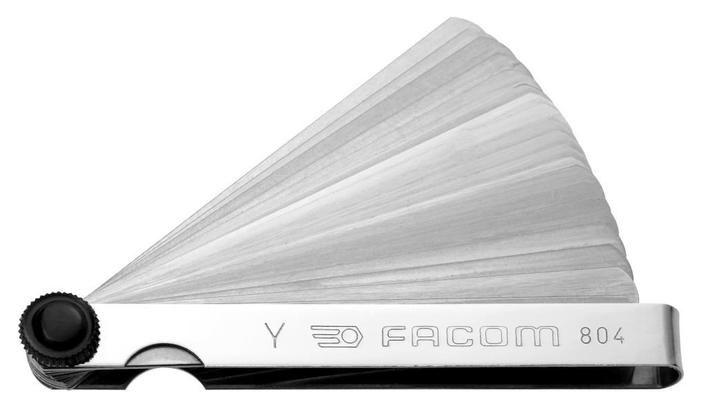 Jauge d'épaisseur (lamelles) FACOM 804
