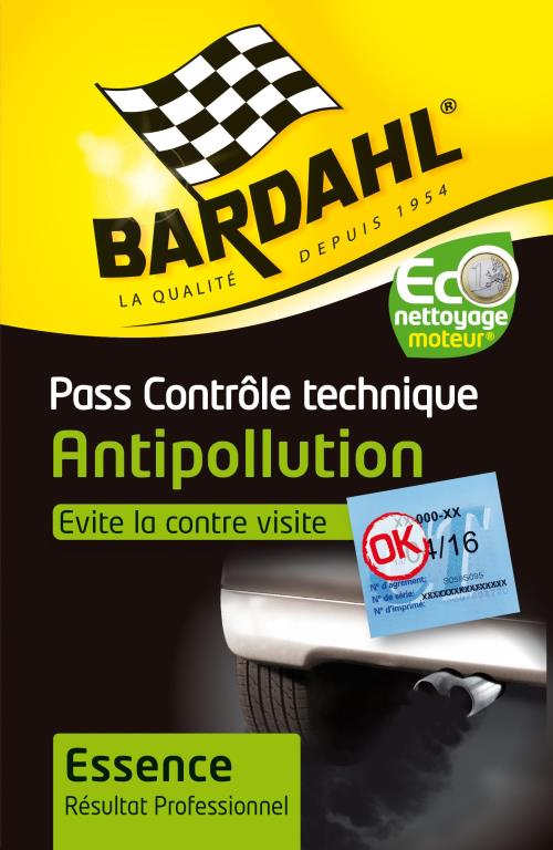 Kit nettoyant integral moteur BARDAHL 9044