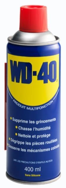 Dégrippant-Lubrifiant WD40 33004
