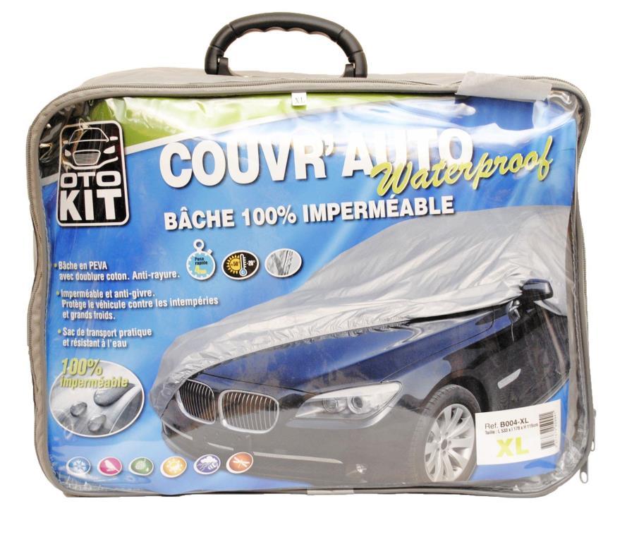 Bâche de protection voiture OTOKIT B004-L