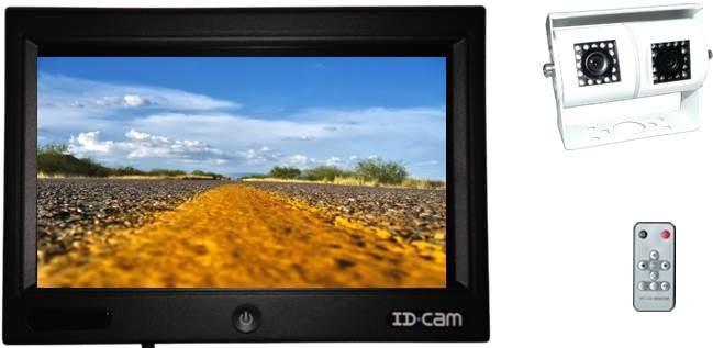 Caméra de recul ID CAM ID700OD